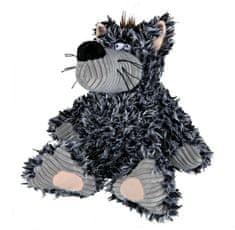 Trixie Plyšový vlk šedý, robustní 22 cm