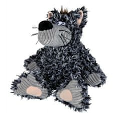 Trixie plišast volk, siv, 22 cm