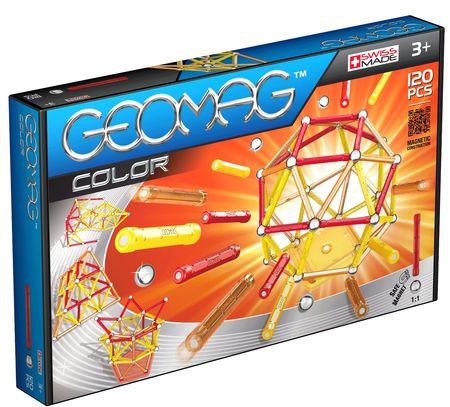 Geomag KIDS ColorMágneses építőjáték, 120 db (20GMG0255)