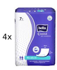 Bella Podkłady higieniczne Control 4 x 7 szt