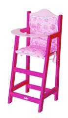 Woody Židlička pro panenky - Trendy