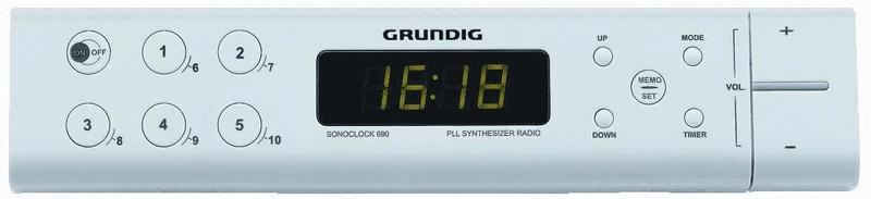 Grundig SONOCLOCK 690