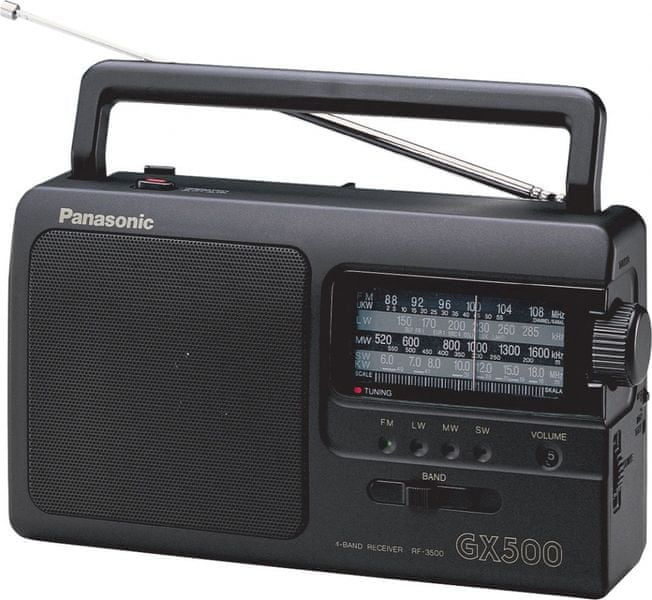 Panasonic RF-3500E9-K