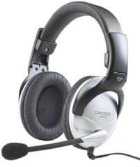 KOSS SB/45 Mikrofonos fejhallgató