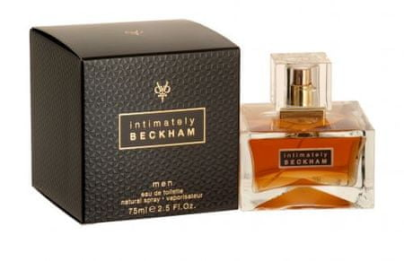 David Beckham Intimately for Men EDT, 75 ml