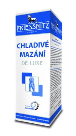 Simply you Priessnitz Chladivé mazání DeLuxe 200ml