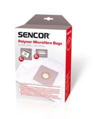 Sencor Vrečke za sesalnik SVC 45 RD/WH