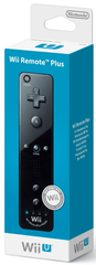 Nintendo Remote Plus Black / WiiU