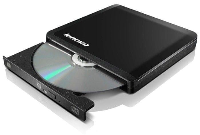 Lenovo Slim USB 2.0 - externí DVD±R/RW mechanika