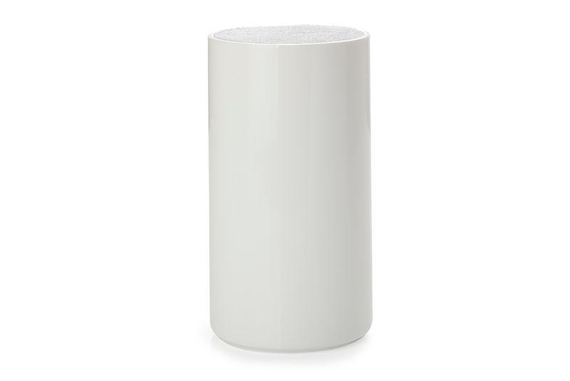 Maxwell & Williams porcelánový stojan na nože, kulatý/bílý