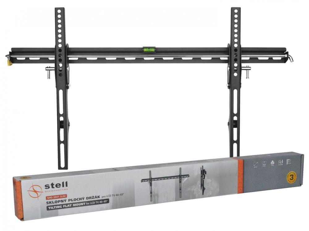 Stell SHO 2041 SLIM (sklopný držák)