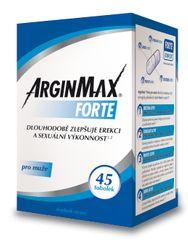 Simply you ArginMax Forte pro muže tob.45