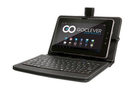 GOCLEVER pouzdro s klávesnicí pro tablet 7