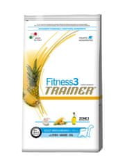 TRAINER Fitness 3 Adult Medium/Maxi Fish & Maize kutyatáp - 12,5kg