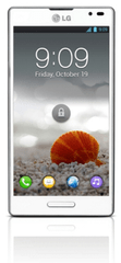 LG Optimus L9, P760, biela - II. akosť