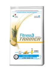 TRAINER Fitness3 Mini adult Fish & maize -Ryba a kukuřice 7,5kg
