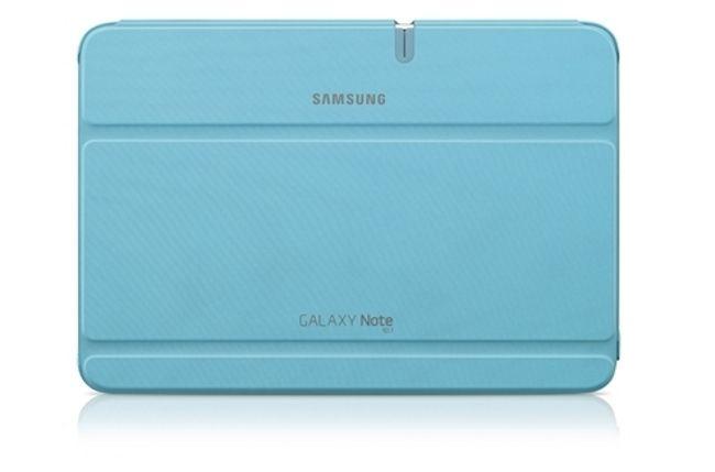 Samsung pouzdro EFC-1G2NLE Note 10 modré - II. jakost