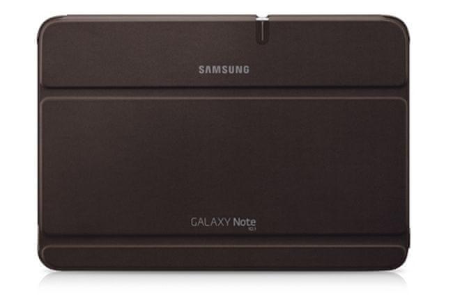 Samsung pouzdro EFC-1G2NAE Note 10.1 hnědé - II. jakost