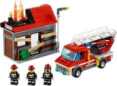 LEGO City 60003 Alarm pożarowy