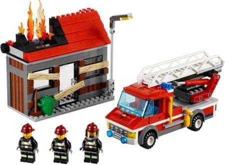 LEGO® CITY Gasilska akcija