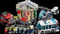 LEGO City 60008 Włamanie do muzeum
