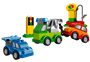 6 - LEGO® Duplo 10552 Kreatywne auta