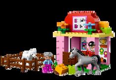 LEGO Duplo stajnia dla konia 10500