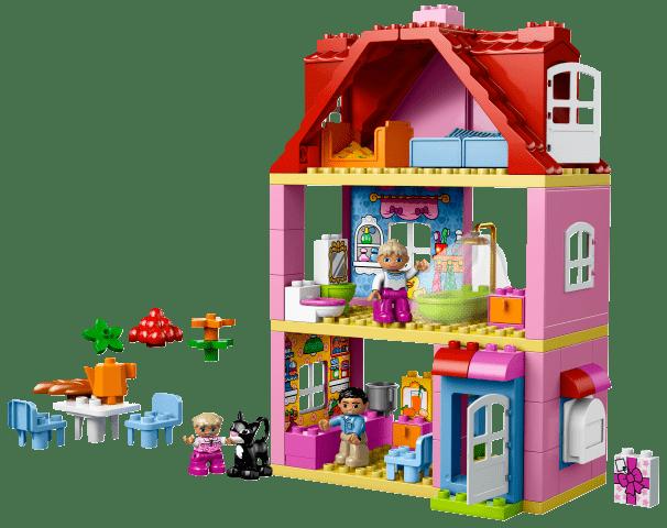 LEGO® DUPLO 10505 Domek na hraní