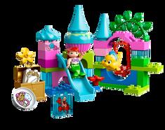 LEGO Duplo 10515 zamek Małej Syrenki.