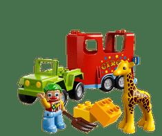 LEGO Duplo 10550 Cyrk w drodze