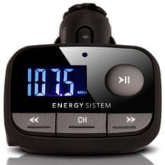 Energy Sistem Car MP3 f2 (Black Knight) - rozbaleno