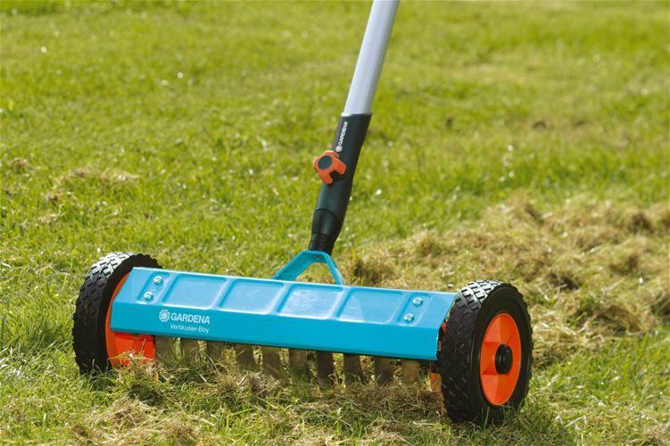 Gardena Kypřič trávníku - vertikutátor (3395-20) - rozbaleno