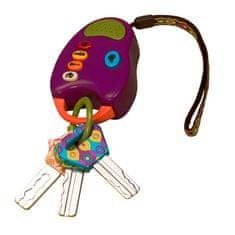 B.toys Klíčky k autu FunKeys