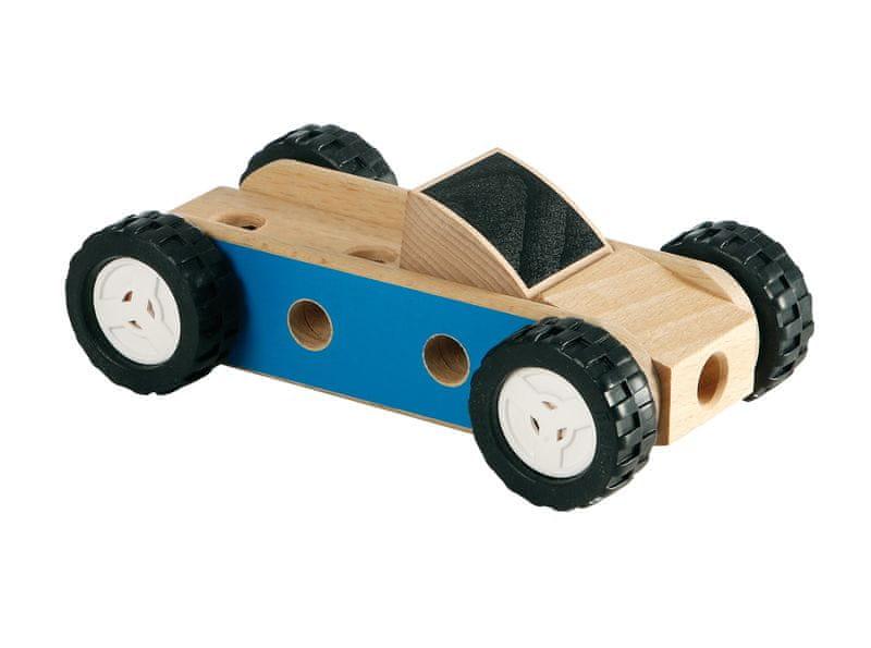 Brio Builder - mini stavebnice auto