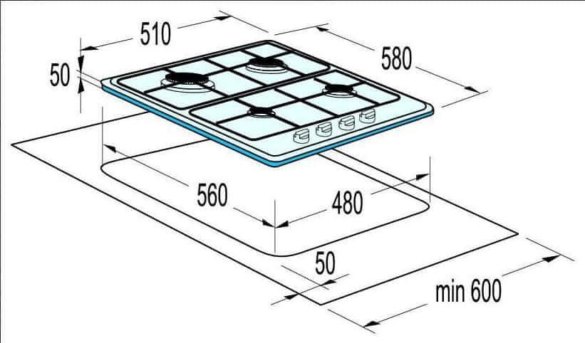 Mora VDP 645 X1 - použité