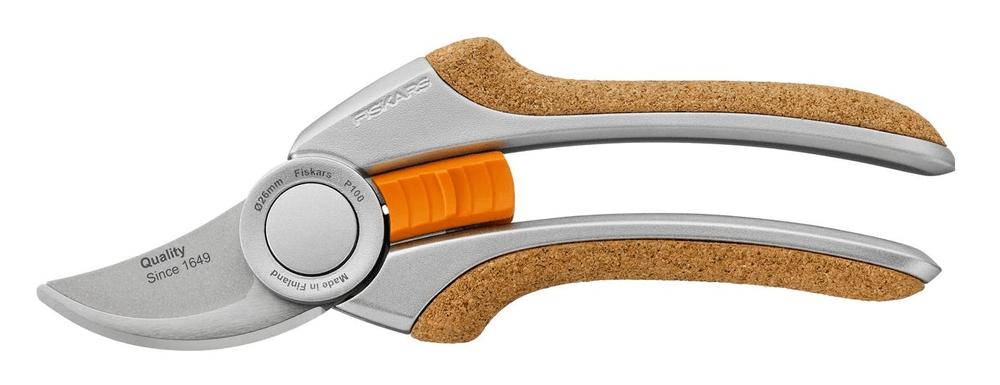 Fiskars Nůžky Quantum P100 zahradní dvoučepelové (111970), záruka 5 let