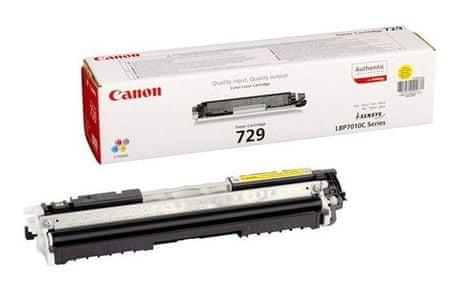 CANON CRG-729Y Toner, Sárga
