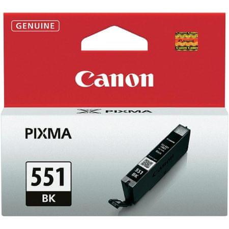Canon CLI-551Bk (6508B001), černá