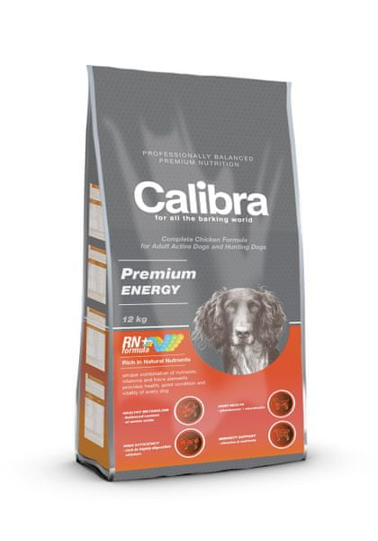 Calibra Dog Premium Energy 12 kg
