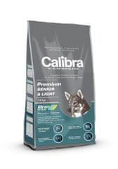 Calibra Dog Premium Senior & Light Kutyaeledel, 3 kg