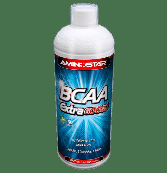 Aminostar BCAA Extra, 1000 ml - Pomeranč