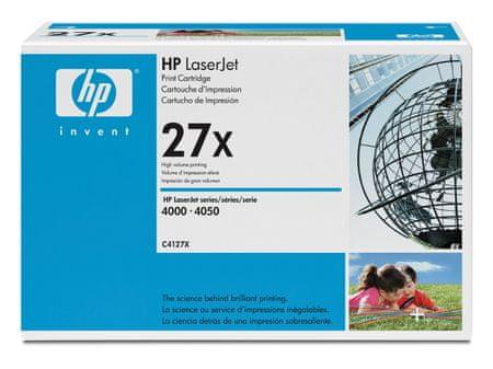 HP toner č. 27X černý (C4127X)