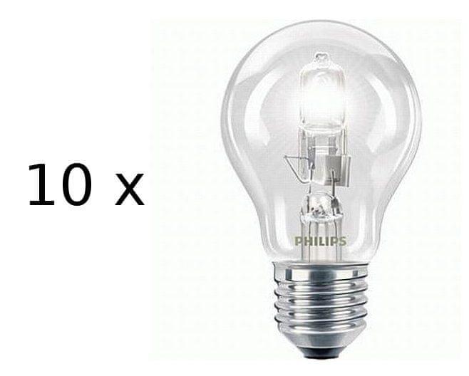 Philips Ecoclassic A55 E27 42W 10ks