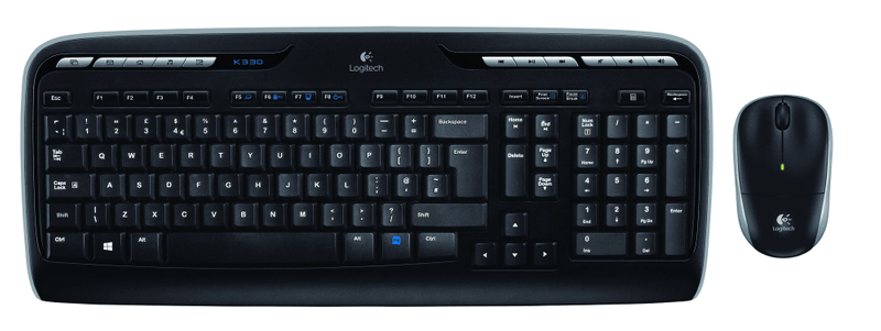 Logitech Wireless Desktop MK330 US (920-003999)