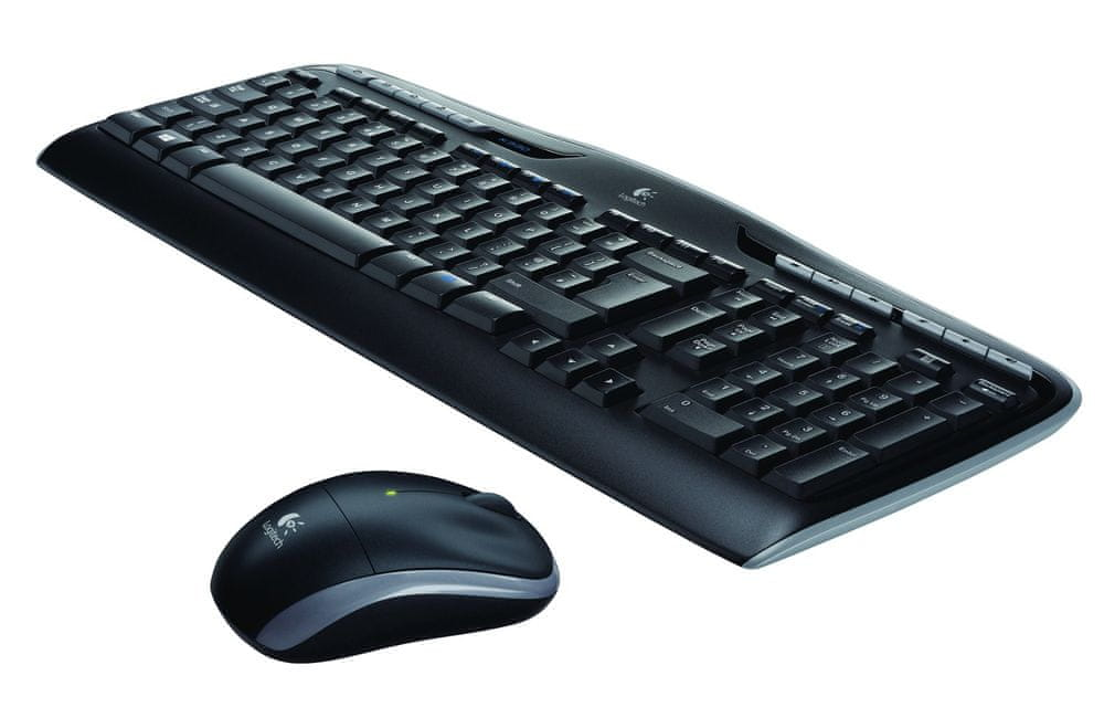 Logitech Wireless Desktop MK330 CZ (920–003991)