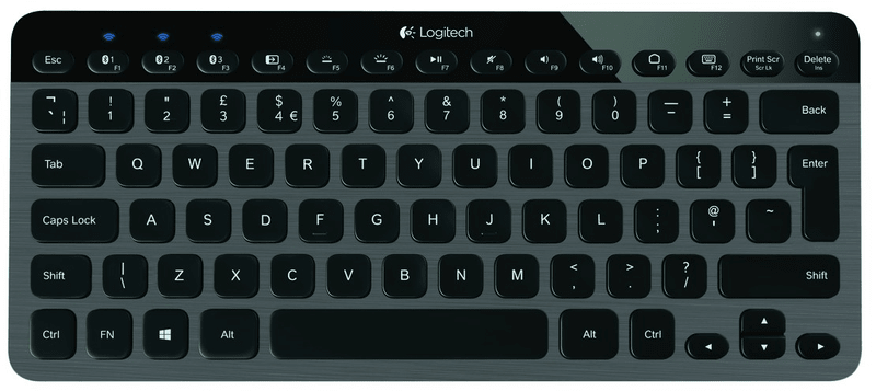 Logitech Bluetooth Illuminated Keyboard K810 CZ (920-004317) - II. jakost