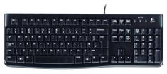 Logitech Klávesnice K120 CZ verze (920-002485)