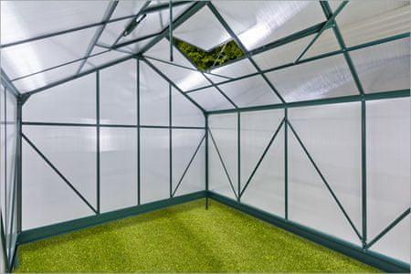 Güde Prosklení ke skleníku Guede Den Haag 7,4m2
