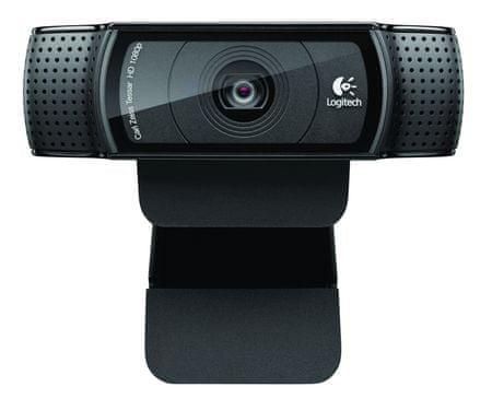 Logitech kamera internetowa HD Webcam C920 (960-000768)
