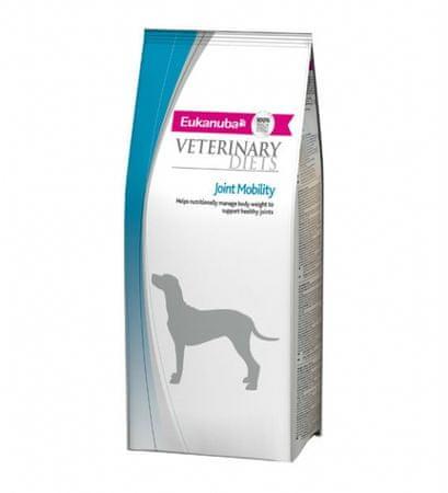 Eukanuba veterinarska dieta za pse s težavami sklepov Joint Mobility, 12 kg